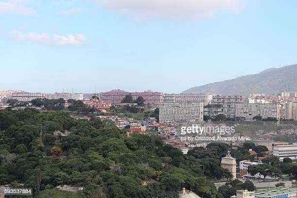 23 de Enero, Caracas, Venezuela - Museum of the Bolivarian Revolution - Parque El Calvario