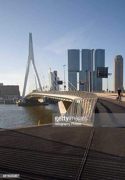 Erasmus Bridge Stock Photos and Pictures   Getty Images