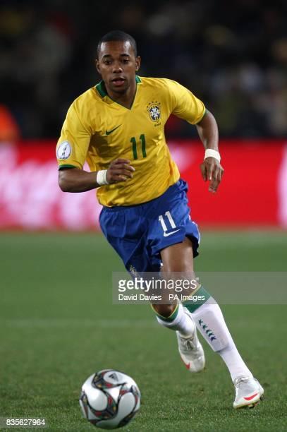 De Souza Robinho Brazil