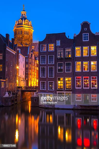 De Wallen, Church of Saint Nicholas, Amsterdam