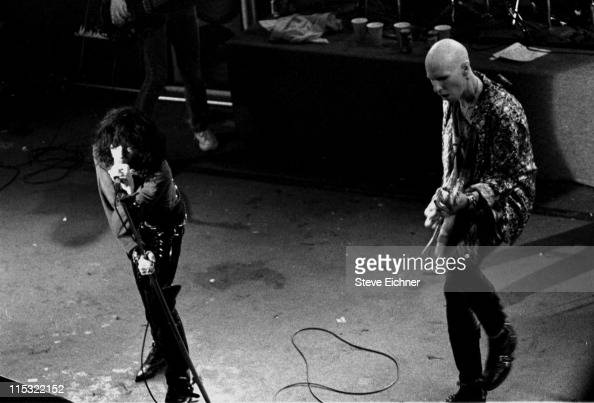 Dead Boyz during Dead Boyz in Concert at The Ritz 1989 at The Ritz in New York City New York United States