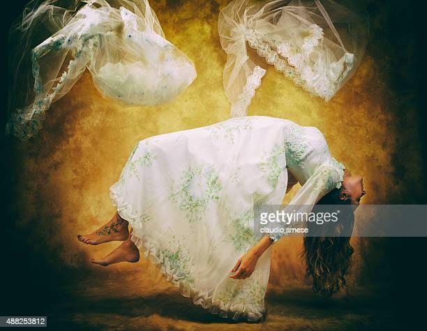 dead bride. Color Image