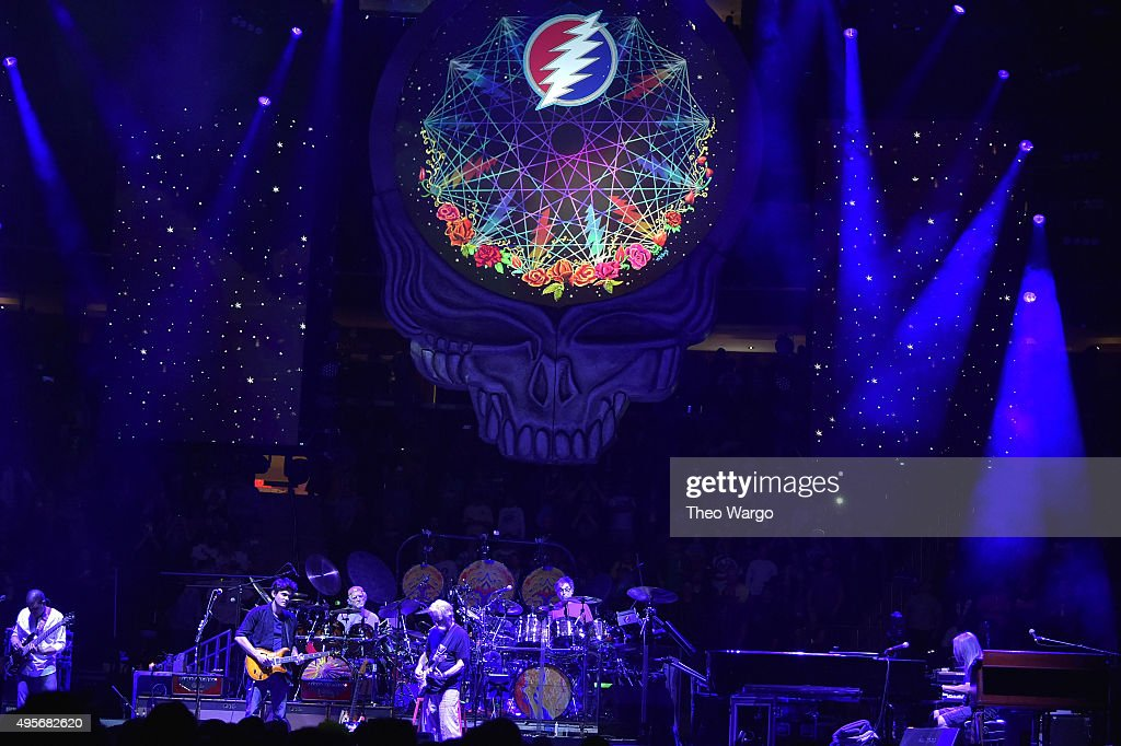 Dead Company In Concert New York New York Getty Images
