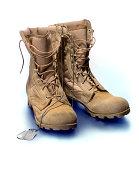 Dead Soldier's Boots