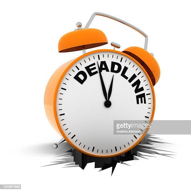 Deadline Alarm Clock