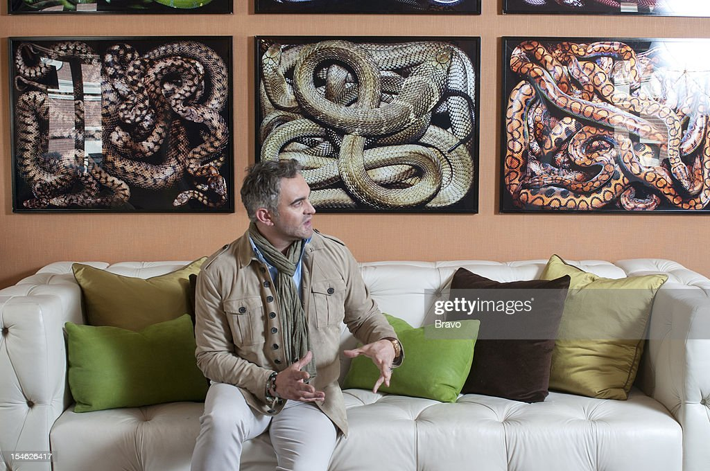 DECORATORS -- 'Deadlines, Wine, and High Design' Episode 201 -- Pictured: Martyn Lawrence Bullard --
