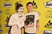 Deadmau5 attends Just For Cats Film Festival held at TIFF Bell Lightbox on April 17 2015 in Toronto Canada