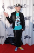Deadmau5 attends the 2014 Juno Awards Nominee Press Conference at The Design Exchange on February 4 2014 in Toronto Canada