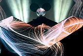 Deadmau5 performs at the Ultra Music Festival on March 23 2013 in Miami Florida