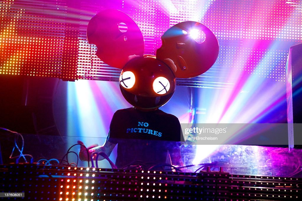 DJ Set By Deadmau5 At Park City Live - 2012 Park City