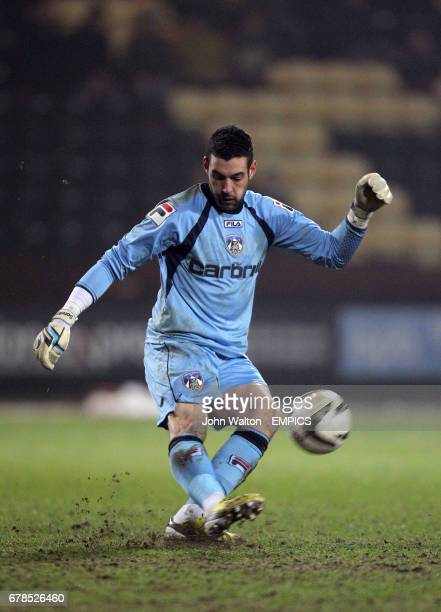 Dean Bouzanis Oldham Athletic