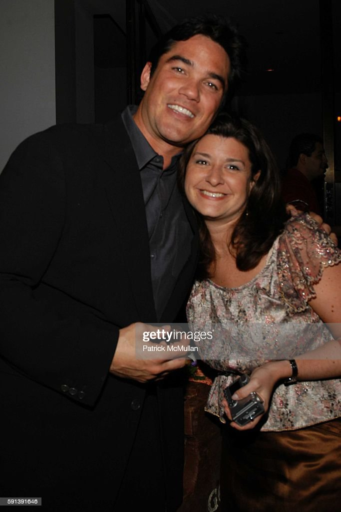 Dean Cain and Erica Lapidus attend Los Angeles Confidential Magazine PreOscar Bash celebrates Cover Boy Jamie Foxx sponsored by Godiva at the W Hotel...