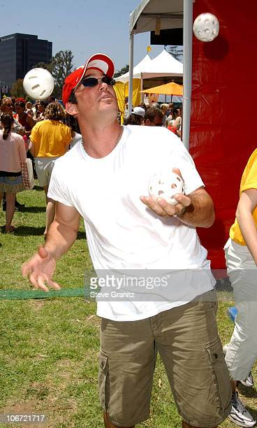 Dean Cain at the 2004 Target A Time for Heroes Celebrity Carnival to benefit the Elizabeth Glaser Pediatric AIDS Foundation