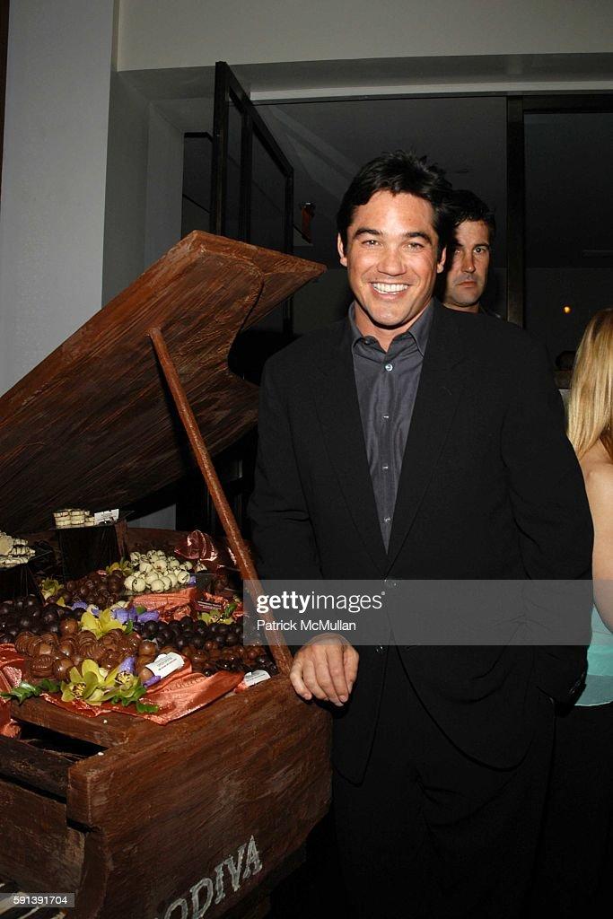 Dean Cain attends Los Angeles Confidential Magazine PreOscar Bash celebrates Cover Boy Jamie Foxx sponsored by Godiva at the W Hotel Los...