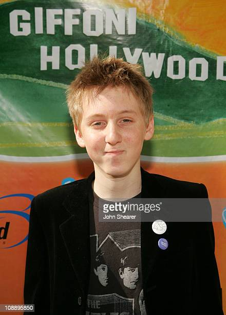 Dean Collins during Second Annual Giffoni Hollywood Film Festival Kicks Off with a Screening of 'Hoot' in Los Angeles California United States