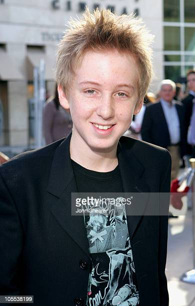 Dean Collins during 'Yours Mine and Ours' Los Angeles Premiere Red Carpet at Cinerama Dome in Hollywood California United States