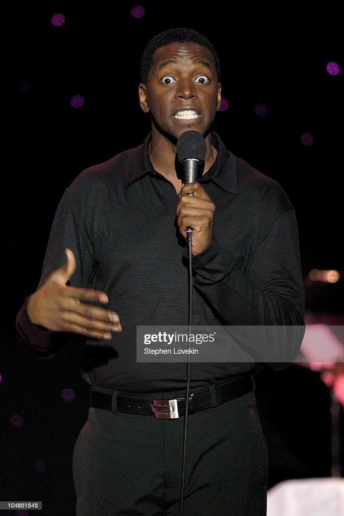 Dean Edwards during Comedy Tonight - A Night of Comedy to Benefit the 92nd Street Y at The 92nd Street Y in New York City, NY, United States.