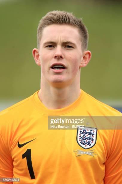 Dean Henderson England goalkeeper