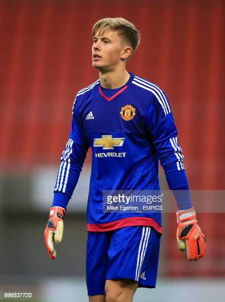 Dean Henderson Manchester United goalkeeper