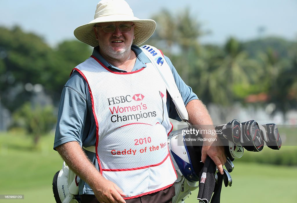 Dean Herden in action during the third round of the HSBC Women's Champions at the Sentosa Golf Club on March 2, 2013 in Singapore, Singapore.