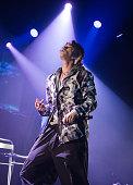 FRA: Dean Performs In Paris