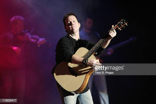 Dean Sams of Lonestar during Sprint Sound and Speed VIP Gala Dinner Auction and Performance at The Wildhorse in Nashville Tennessee United States