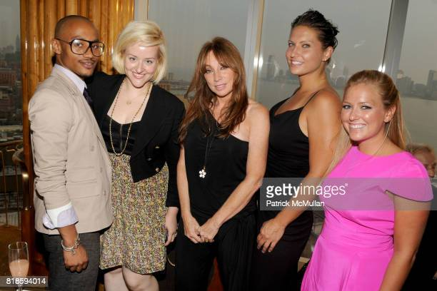 Dean Smart Sarah Galli Patricia Margro Melissa McLeod and Caitlin King attend CHRISTOPHER DANA REEVE Foundation DIOR BEAUTY Host Reeve Champions...