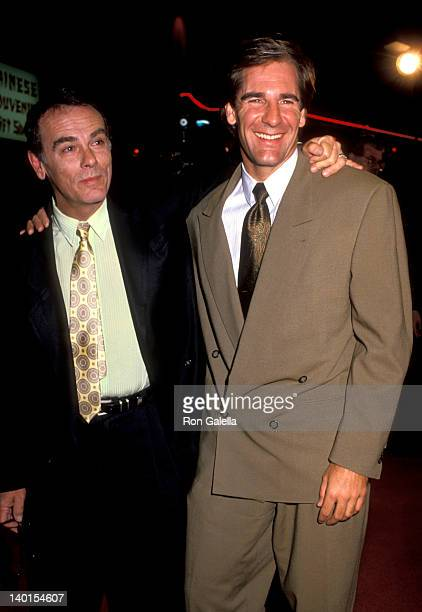 Dean Stockwell and Scott Bakula at the Premiere of 'Sibling Rivalry' Mann's Chinese Theatre Hollywood