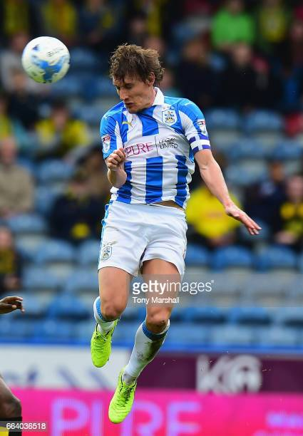 Dean Whitehead of Huddersfield Town during the Sky Bet Championship match between Huddersfield Town and Burton Albion at the John Smiths Stadium...