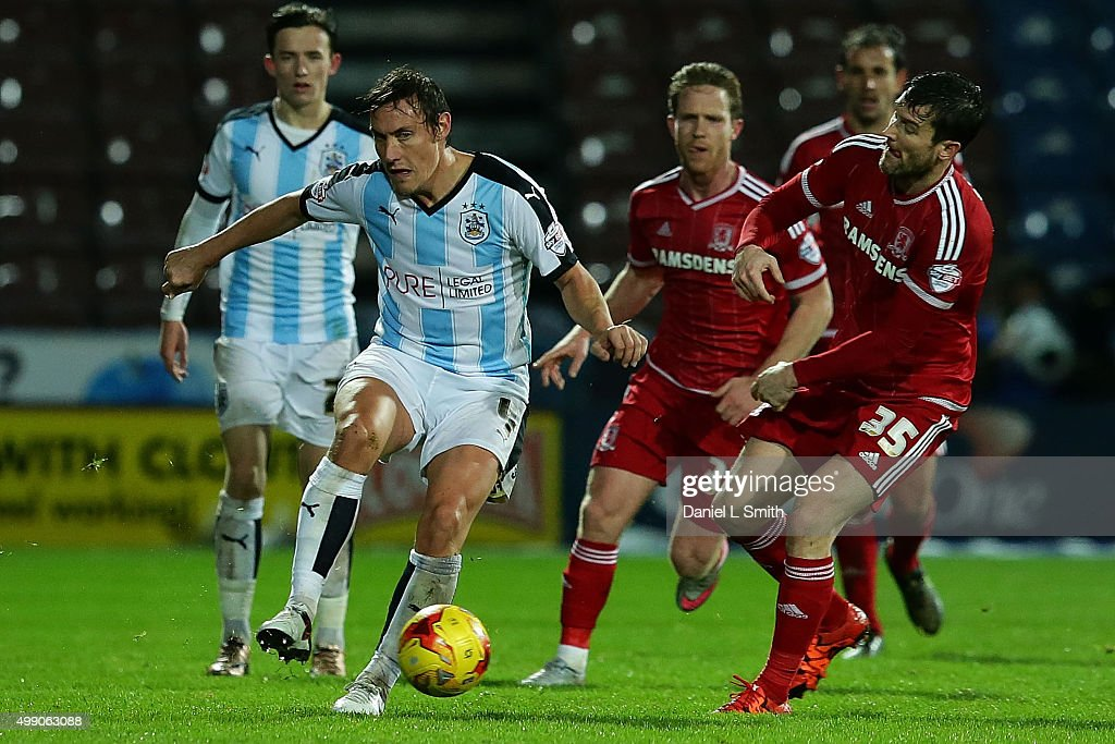 Huddersfield United Kingdom  city images : ... Middlesbrough FC on November 28, 2015 in Huddersfield, United Kingdom