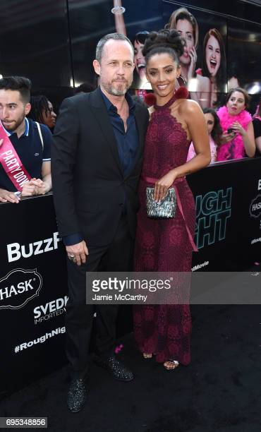 Dean Winters attends New York Premiere of Sony's ROUGH NIGHT presented by SVEDKA Vodka at AMC Lincoln Square Theater on June 12 2017 in New York City