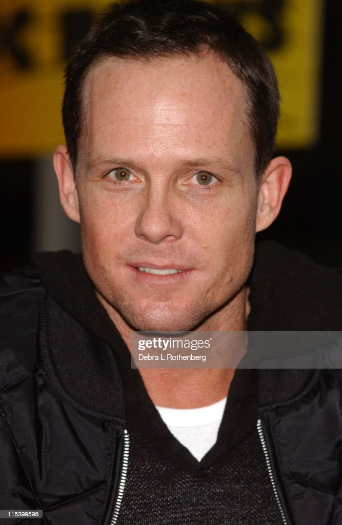 Dean Winters during Cast Members from the Hit HBO Series 'Oz' Autograph The New DVD Box Set, 'Oz: The Complete Third Season' at Tower Records, Lincoln Center in New York City, New York, United States.