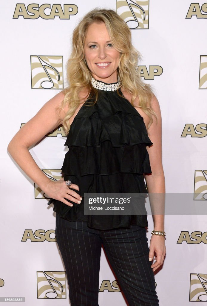 <a gi-track='captionPersonalityLinkClicked' href=/galleries/search?phrase=Deana+Carter&family=editorial&specificpeople=224530 ng-click='$event.stopPropagation()'>Deana Carter</a> attends the 51st annual ASCAP Country Music Awards at Music City Center on November 4, 2013 in Nashville, Tennessee.