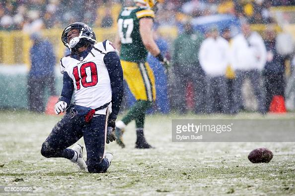 Houston Texans v Green Bay Packers : News Photo