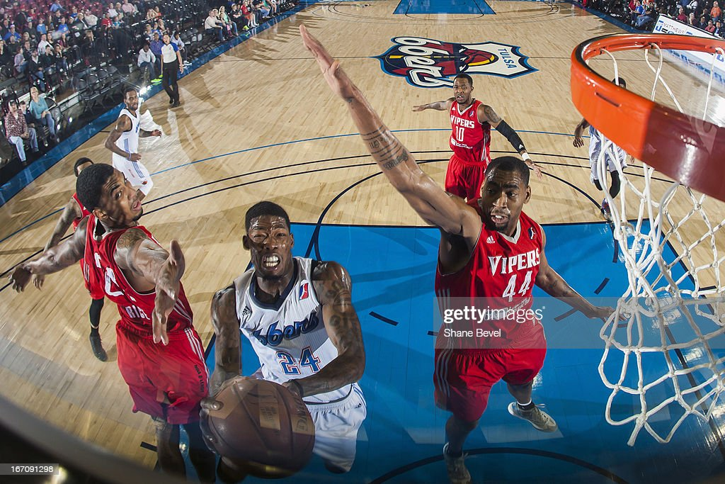 Rio Grande Valley Vipers v Tulsa 66ers