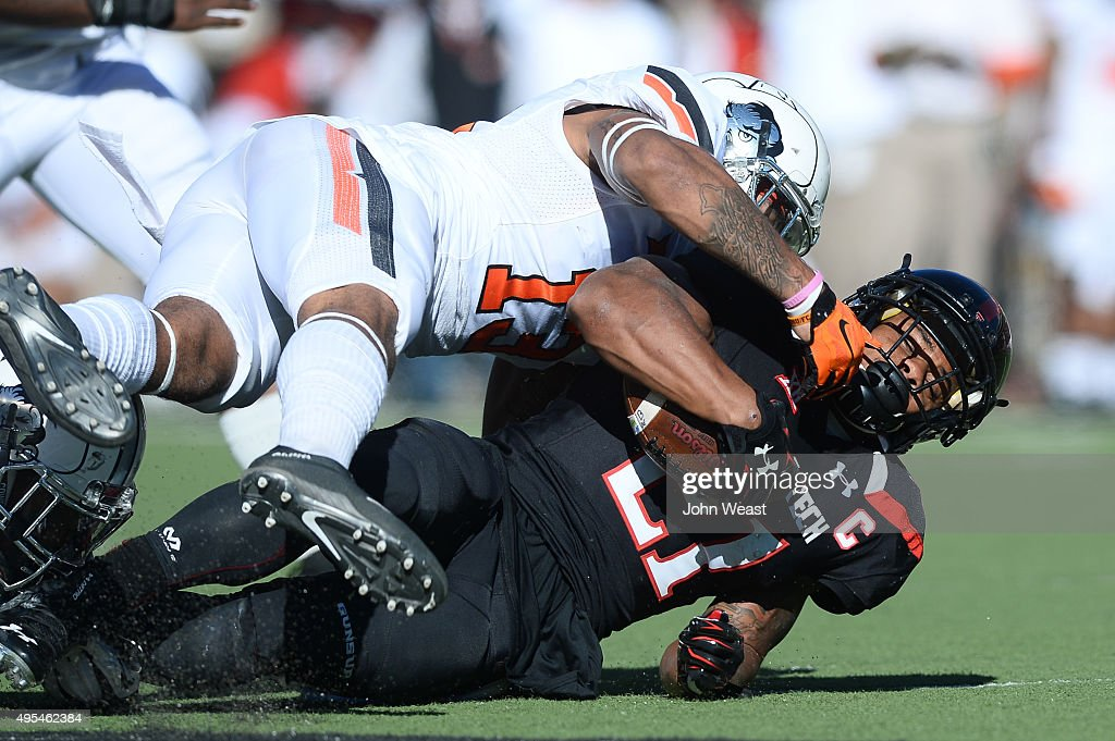 Oklahoma State v Texas Tech