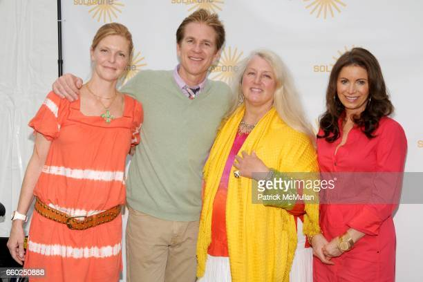 Deann Snook Matthew Modine Hartley DuPont and Jane Steiner Hoffman attend SOLAR 1's Revelry By The River Honors MATTHEW MODINE KICK KENNEDY HSBC at...