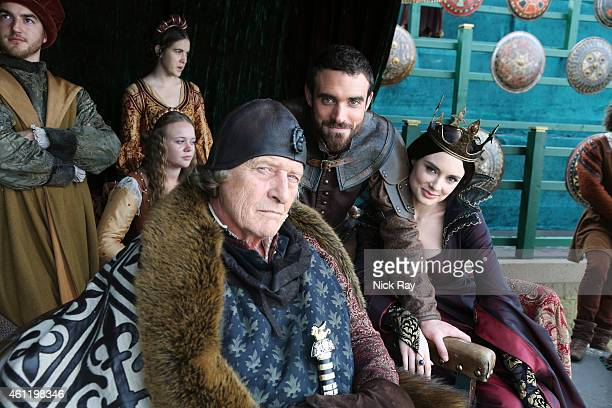GALAVANT 'Death After Brunch' Thinking about being in a relationship Isabella wants Galavant to try to impress her parents with attentive small talk...