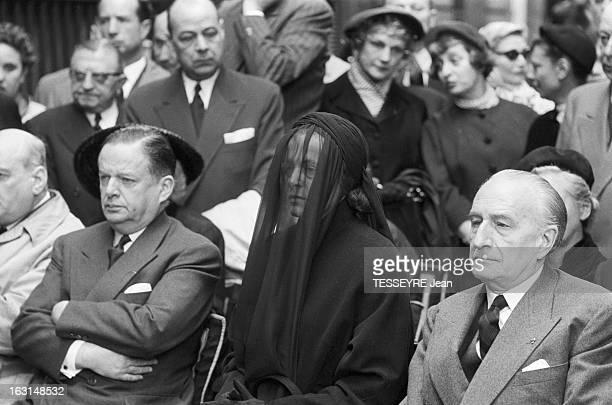 Death And Funeral Of Sacha Guitry Le comédien dramaturge et réalisateur Sacha GUITRY est mort le 24 juillet 1957 à Paris Lana Marconi sa veuve le...