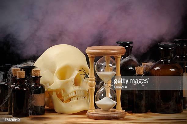 Death Clock (Hourglass Ver.)