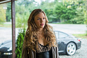 MOTEL 'A Death In The Family' Episode 301 Pictured Tracy Spiridakos as Annika Johnson