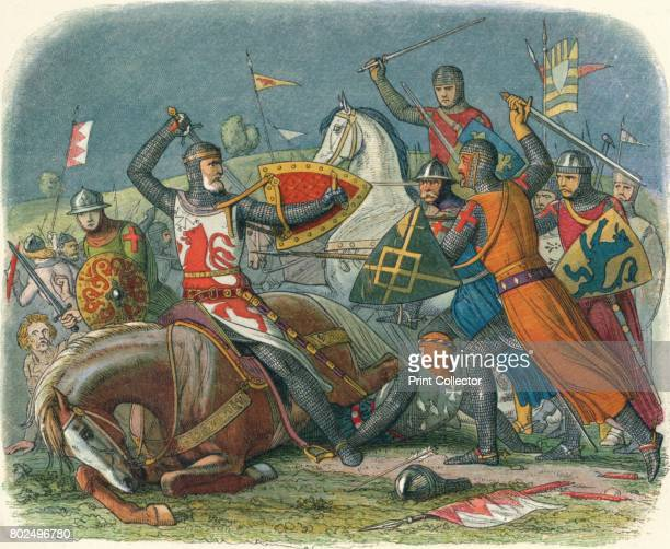 Death of De Montfort' 1864 Simon de Montfort was a FrenchEnglish nobleman who led the rebellion against King Henry III of England during the Second...
