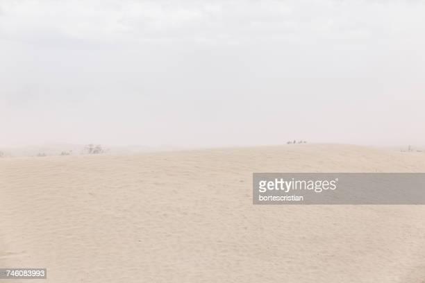 Death Valley Desert Against Sky