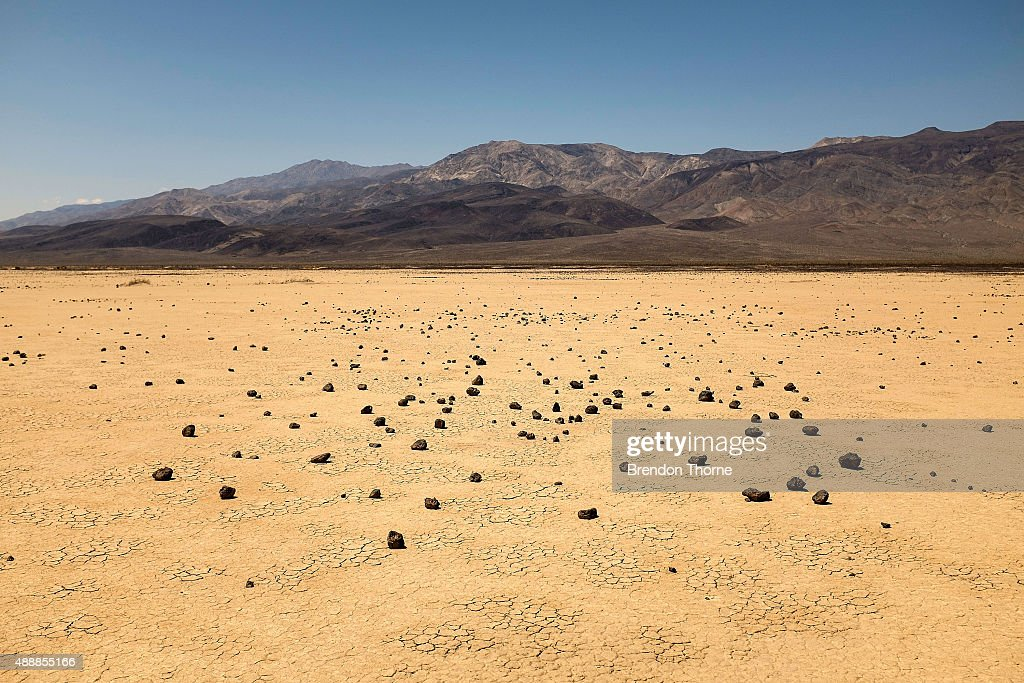 Death Valley National Park on May 11 2015 in Death Valley National Park California