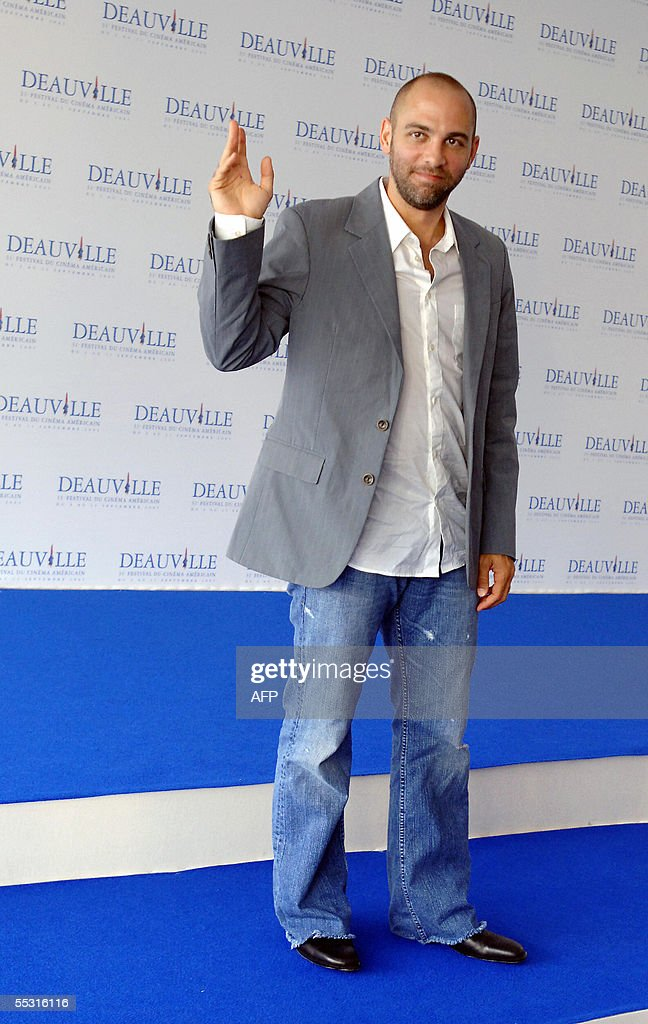 US director Marcos Siega poses during a photocall for 'Pretty Persuasion' shown in competition at the 31st Deauville American Film Festival, 08 september 2005.