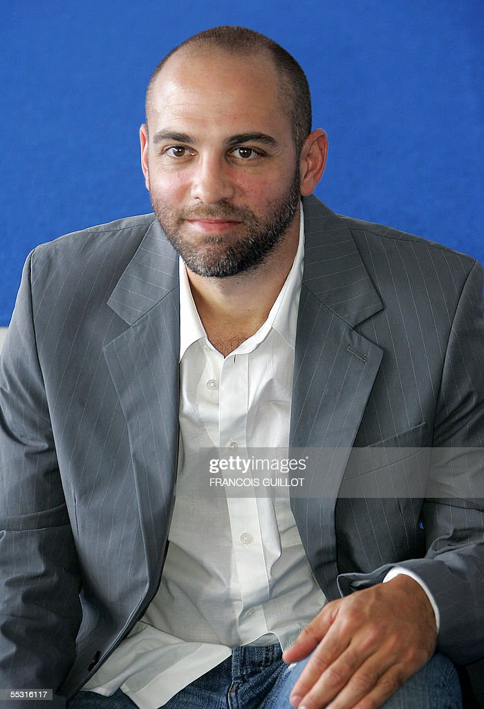 US director Marcos Siega poses during a photocall for 'Pretty Persuasion' shown in competition at the 31st Deauville American Film Festival, 08 september 2005. AFP PHOTO FRANCOIS GUILLOT