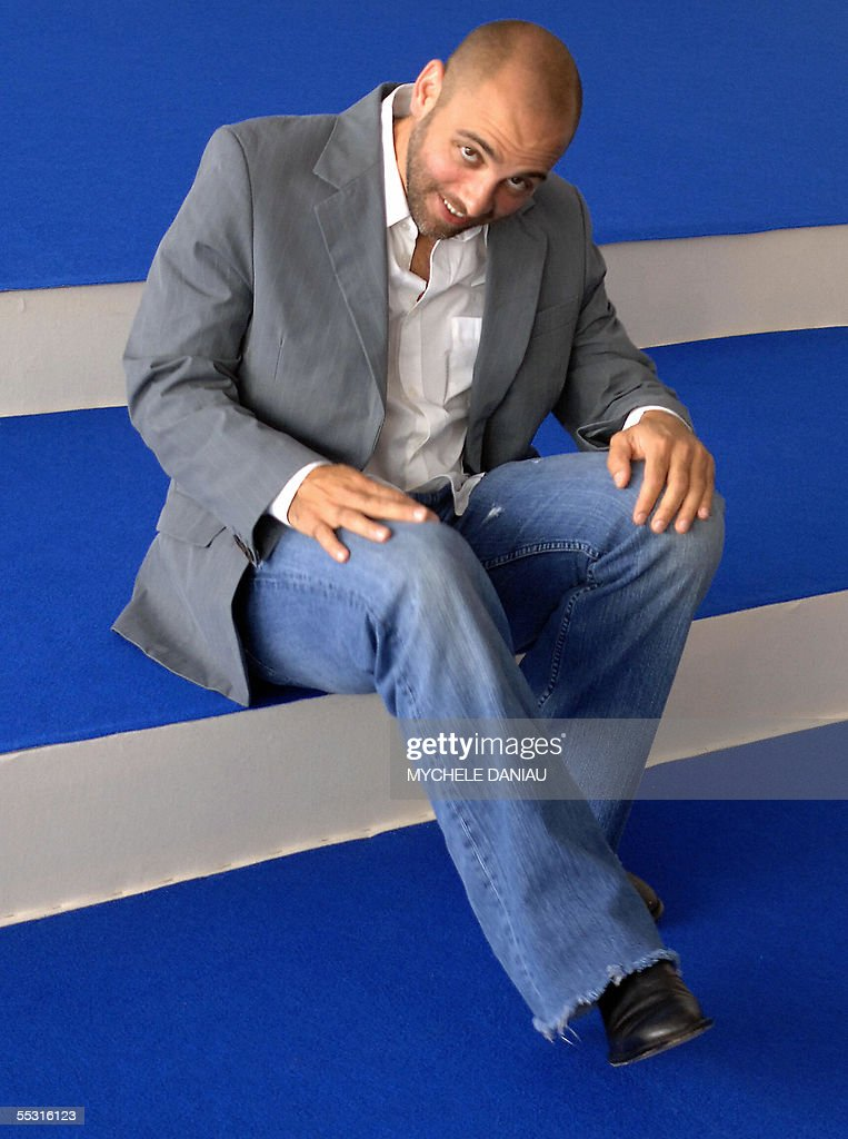 US director Marcos Siega poses during a photocall for 'Pretty Persuasion' shown in competition at the 31st Deauville American Film Festival, 08 september 2005. AFP PHOTO MYCHELE DANIAU