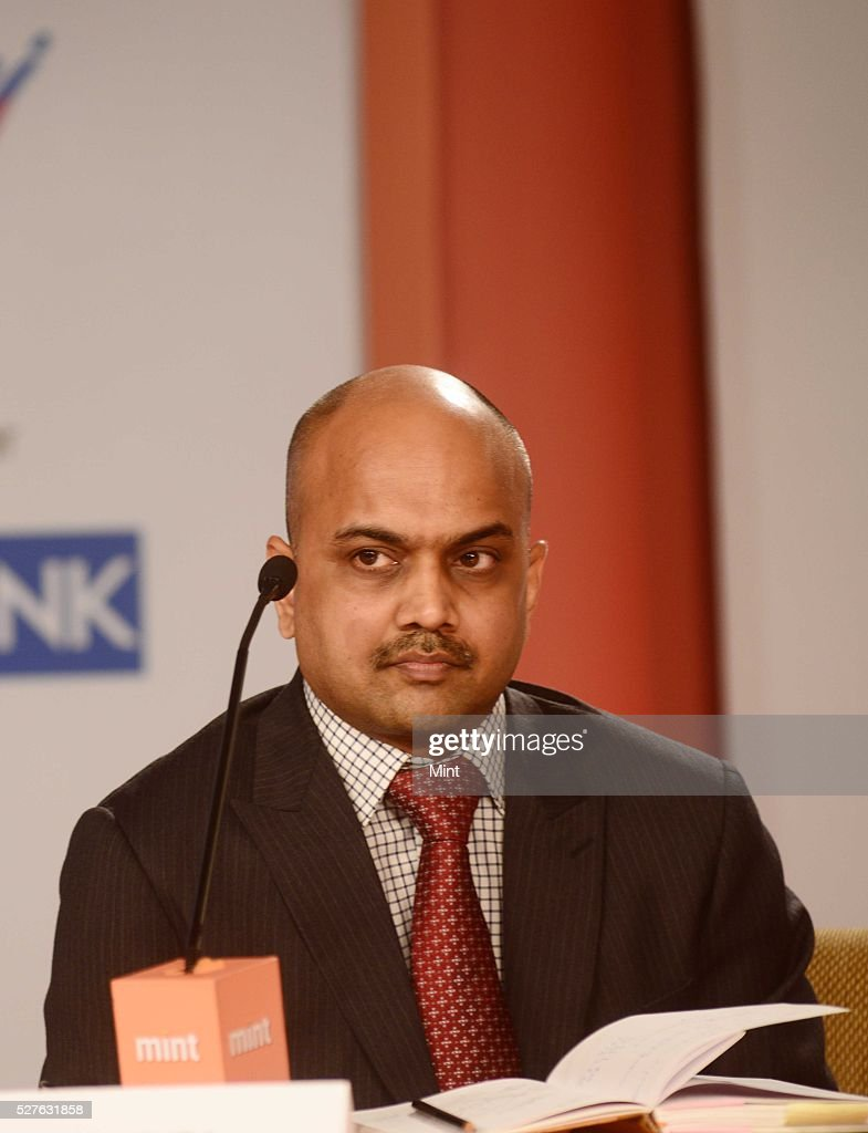 Debasish Mishra - Sr. Dir. Consulting Deloitte at Mint Annual Conclave on Energy on August 28, 2015 in New Delhi, India.