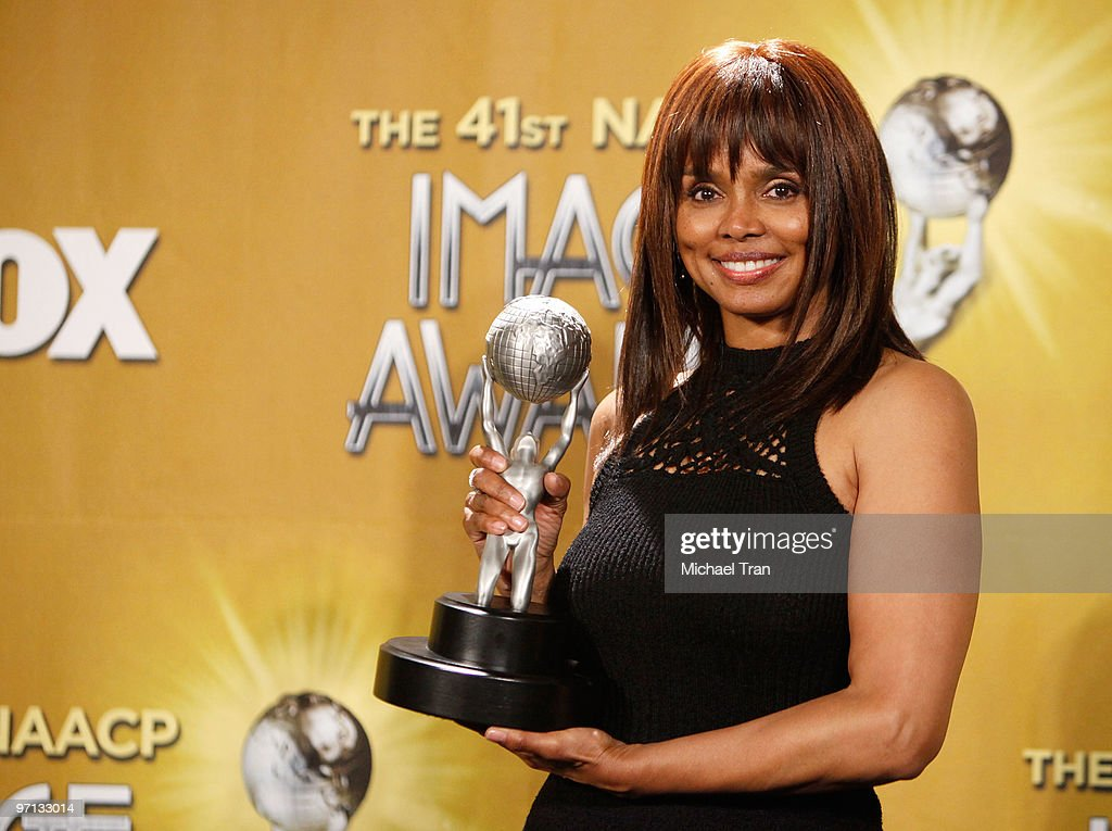 41st NAACP Image Awards - Press Room