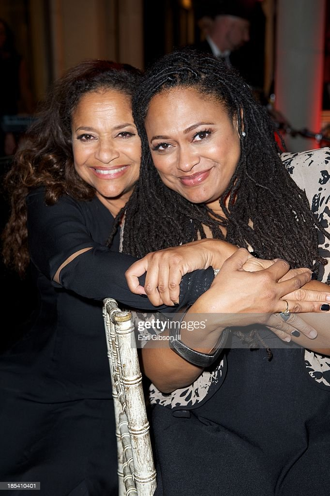 <a gi-track='captionPersonalityLinkClicked' href=/galleries/search?phrase=Debbie+Allen&family=editorial&specificpeople=210660 ng-click='$event.stopPropagation()'>Debbie Allen</a> and Ava DuVernay attend the House Of Flowers Gala on October 19, 2013 in Beverly Hills, California.